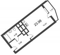 Квартиры-Студии в «Босфор»